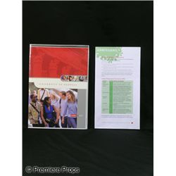 The Blind Side Leigh Anne Tuohy (Sandra Bullock) Packet Prop