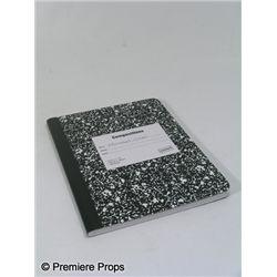 The Blind Side Michael Oher (Quinton Aaron) Notebook Prop