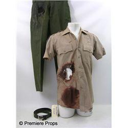 Armored Eckehart (Milo Ventimiglia) Hero Movie Costumes