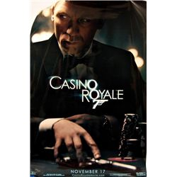 Casino Royale (2006) Glossy Preview Poster