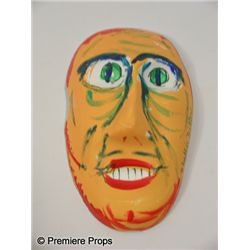 Phyllis Diller Original Hand Painted and Signed Mask