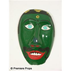 Mimi Rogers Original Hand Painted and Signed Mask