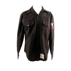 Battleship Military Shirt Movie Costumes