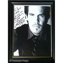 Josh Brolin Signed Photo