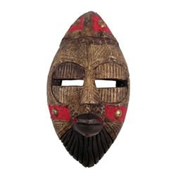 Mummy Tomb of Dragon Emperor Mask Movie Props