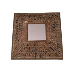 Pirates Of The Caribbean Black Pearl Mirror Movie Props