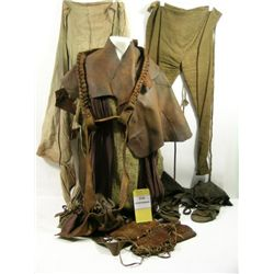 Immortals Stephanos (Dylan Smith) Movie Costumes