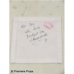 Inglorious Basterds Bridget von Hammersmark (Diane Kruger) Movie Props