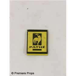 Inglorious Basterds 'Pathe' matchbook Movie Props