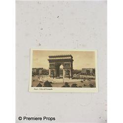 Inglorious Basterds 'Paris L'Arc de Triomphe' Movie Props