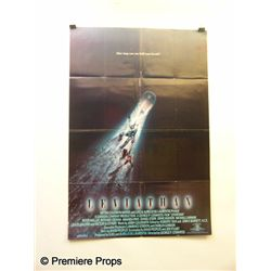 Leviathan One Sheet Poster Movie Props