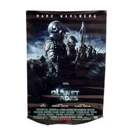 Planet Of The Apes (2001) Original Verizon C Reversal Preview Poster