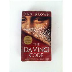 The Book of Eli Da Vinci Code Book Prop
