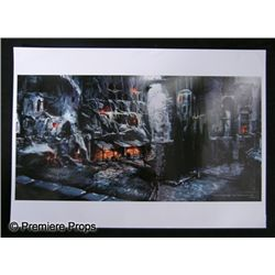 Underworld: Rise of the Lycans Artwork Movie Props