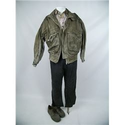 Resident Evil 4 Zombie Movie Costumes