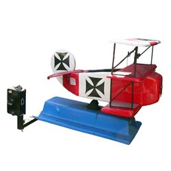 Red Baron Coin Operated Ride