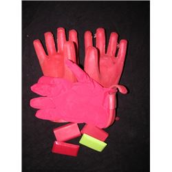 Star Trek: Insurrection Gloves Movie Props