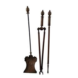Harry Potter Sorcerer's Stone Fireplace Tool Props
