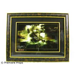 Pirates of the Caribbean Framed Giclee