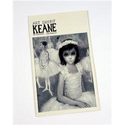 Big Eyes Keane Art Exhibit Movie Props