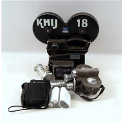 Big Eyes Vintage Camcorder Movie Props