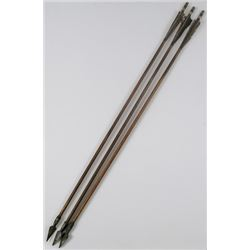 Last Knights Screen Used Arrows Movie Props