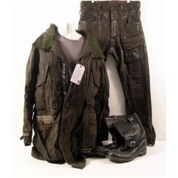 Red 2 Marvin (John Malkovich) Movie Costumes