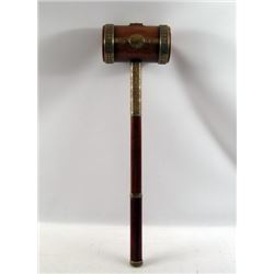Mortdecai Mallet Movie Props