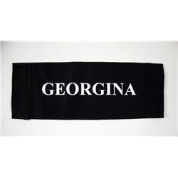 Mortdecai Georgina (Olivia Munn) Chair Back