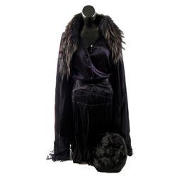 Mortdecai Georgina (Olivia Munn) Movie Costumes