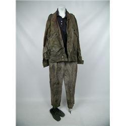 Resident Evil 4 Zombie Movie Costumes