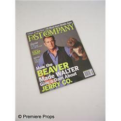 The Beaver Magazine Movie Props