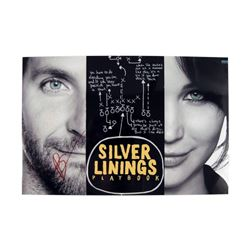 Bradley Cooper Signed Silver Linings Poster