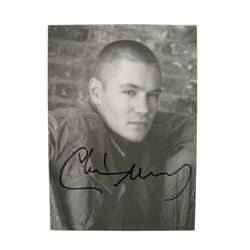 Chad Michael Murray Signed Photo