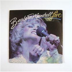Barbara Mandrell Signed Record