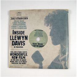 Inside Llewyn Davis Press Kit Movie Props