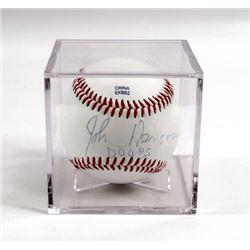 John Densmore (Drummer for the Doors) Signed Baseball