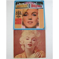 Marilyn Monroe LP Albums