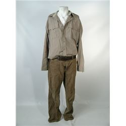 The Last Stand Ray (Arnold Schwarzenegger) Movie Costumes