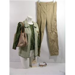Young Adult Hedda Gary (Jill Eikenberry) Movie Costumes