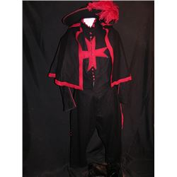 The Three Musketeers Cardinal Guardw/ Hat Movie Costumes