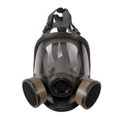 Falling Skies Season 4 Anne Glass (Moon Bloodgood) Gas Mask Movie Props