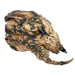 Falling Skies Severed Black Hornet Head Movie Props
