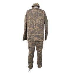 Falling Skies Military Costume