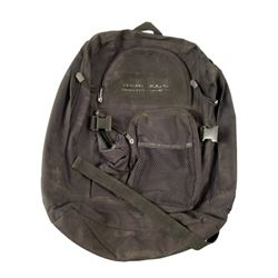 Falling Skies Tom Mason (Noah Wyle)  Black Backpack Movie Props