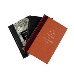 Falling Skies Matt Mason (Maxim Knight) Literary Masterpiece Books Movie Props