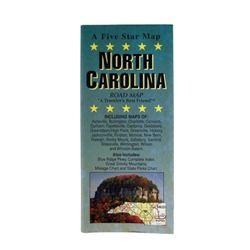 Falling Skies Season 5 Colonel Weaver (Will Patton) North Carolina Map Movie Props