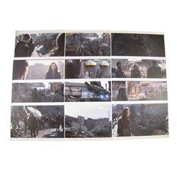 Falling Skies Production Photos
