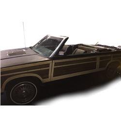 St. Vincent (Bill Murray) Hero 1984 Chrysler LeBaron Convertible