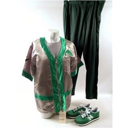 Southpaw Keith 'Buzzsaw' Brady (Aaron Quattrocchi) Movie Costumes